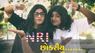gujarati video comedy – gujju girls
