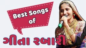 Geeta rabari best gujarati songs – live dayro of geeta rabari
